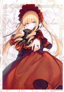 Rating: Safe Score: 23 Tags: alicesyndrome* dress gothic_lolita lolita_fashion rozen_maiden shinku toosaka_asagi User: kiyoe