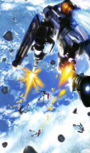 Rating: Safe Score: 3 Tags: gun gundam mecha zudah User: Radioactive