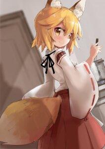 Rating: Safe Score: 32 Tags: animal_ears haru_(renol) japanese_clothes kitsune senko-san sewayaki_kitsune_no_senko-san tail User: charunetra