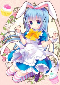 Rating: Safe Score: 46 Tags: animal_ears ash_(artist) bunny_ears gochuumon_wa_usagi_desu_ka? kafuu_chino User: tbchyu001