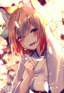 Rating: Safe Score: 17 Tags: animal_ears chita_(ketchup) japanese_clothes signed User: Mr_GT