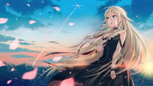 Rating: Safe Score: 80 Tags: 40hara dress ia_(vocaloid) landscape vocaloid User: blooregardo