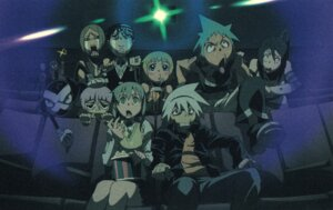 Rating: Safe Score: 27 Tags: black_star death_the_kid dr_franken_stein elizabeth_thompson maka_albarn makenshi_chrona nakatsukasa_tsubaki patricia_thompson ragnarok soul_eater soul_eater_(character) User: Radioactive