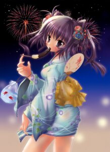 Rating: Safe Score: 33 Tags: izumi_tsubasu yukata User: Onpu