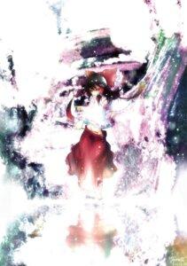 Rating: Safe Score: 6 Tags: hakurei_reimu miko muso-comet touhou User: charunetra