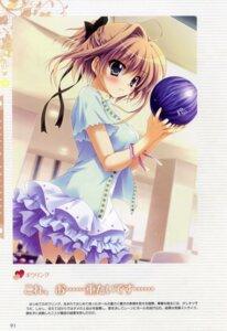 Rating: Safe Score: 25 Tags: dress izumi_tsubasu kimi_to_issho_ni nakajima_mizuho User: Share