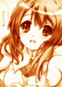 Rating: Safe Score: 5 Tags: asahina_mikuru breast_hold godees monochrome suzumiya_haruhi_no_yuuutsu User: charunetra