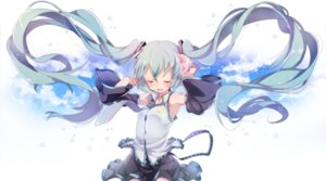 Rating: Safe Score: 42 Tags: hatsune_miku u35 vocaloid User: aihost