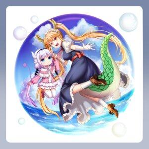 Rating: Safe Score: 0 Tags: heavenlove horns kanna_kamui kobayashi-san_chi_no_maid_dragon tail thighhighs tooru_(kobayashi-san_chi_no_maid_dragon) User: Mr_GT