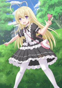 Rating: Safe Score: 38 Tags: febri kazenokaze lolita_fashion pantyhose to_aru_kagaku_no_railgun to_aru_majutsu_no_index User: gnarf1975