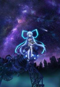 Rating: Safe Score: 49 Tags: hoshino_yumemi mecha_musume planetarian tagme User: moonian
