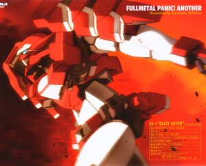 Rating: Safe Score: 4 Tags: ebikawa_kanetake full_metal_panic full_metal_panic_another mecha User: Hercles