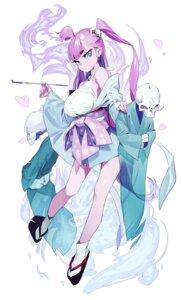 Rating: Safe Score: 3 Tags: heels kamameshi_gougoumaru kimono User: yanis