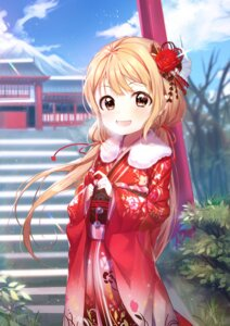 Rating: Safe Score: 46 Tags: dr_poapo futaba_anzu kimono the_idolm@ster the_idolm@ster_cinderella_girls User: lichtzhang