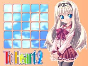 Rating: Safe Score: 3 Tags: ishihara_masumi jpeg_artifacts kusugawa_sasara seifuku to_heart_(series) to_heart_2 wallpaper User: Tekrelious
