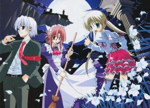 Rating: Safe Score: 12 Tags: ayasaki_hayate hata_kenjirou hayate_no_gotoku lolita_fashion maid maria sanzenin_nagi User: Moonworks