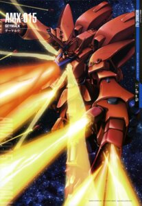 Rating: Safe Score: 6 Tags: abe_shingo gundam gundam_zz mecha zeta_gundam User: drop