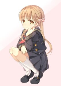 Rating: Safe Score: 36 Tags: luky seifuku User: sydstone