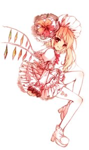Rating: Safe Score: 23 Tags: dress flandre_scarlet pantyhose touhou yuunagi_seshina User: blooregardo