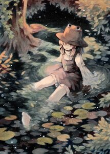 Rating: Safe Score: 23 Tags: feet moriya_suwako touhou wet wiriam07 User: mattiasc02