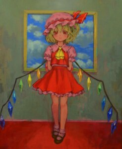 Rating: Safe Score: 9 Tags: ama-tou flandre_scarlet touhou User: Radioactive