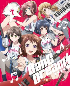 Rating: Safe Score: 20 Tags: bang_dream! disc_cover guitar hanazono_tae ichigaya_arisa pantyhose thighhighs toyama_kasumi ushigome_rimi yamabuki_saaya User: saemonnokami