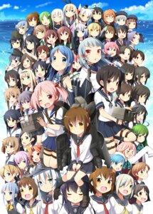 Rating: Safe Score: 53 Tags: akatsuki_(kancolle) akebono_(kancolle) akigumo_(kancolle) amatsukaze_(kancolle) arare_(kancolle) arashio_(kancolle) asashio_(kancolle) ayanami_(kancolle) bell_(satappe) fubuki_(kancolle) fumizuki_(kancolle) hamakaze_(kancolle) hatsuharu_(kancolle) hatsukaze_(kancolle) hatsushimo_(kancolle) hatsuyuki_(kancolle) hibiki_(kancolle) ikazuchi_(kancolle) inazuma_(kancolle) isonami_(kancolle) kagerou_(kancolle) kantai_collection kasumi_(kancolle) kikuzuki_(kancolle) kisaragi_(kancolle) kuroshio_(kancolle) maikaze_(kancolle) makigumo_(kancolle) megane michishio_(kancolle) mikazuki_(kancolle) miyuki_(kancolle) mochizuki_(kancolle) murakumo_(kancolle) murasame_(kancolle) mutsuki_(kancolle) naganami_(kancolle) nagatsuki_(kancolle) nenohi_(kancolle) oboro_(kancolle) samidare_(kancolle) satsuki_(kancolle) sazanami_(kancolle) seifuku shigure_(kancolle) shikinami_(kancolle) shimakaze_(kancolle) shiranui_(kancolle) shiratsuyu_(kancolle) shirayuki_(kancolle) suzukaze_(kancolle) tanikaze_(kancolle) urakaze_(kancolle) ushio_(kancolle) uzuki_(kancolle) wakaba_(kancolle) yayoi_(kancolle) yukikaze_(kancolle) yuudachi_(kancolle) yuugumo_(kancolle) z1_leberecht_maass_(kancolle) z3_max_schultz_(kancolle) User: SubaruSumeragi