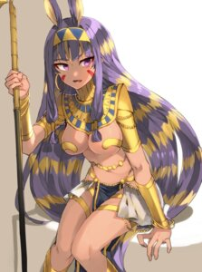 Rating: Safe Score: 54 Tags: animal_ears chibirisu fate/grand_order nitocris_(fate/grand_order) no_bra weapon User: Mr_GT