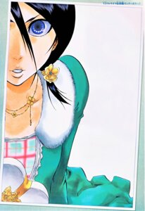 Rating: Safe Score: 10 Tags: bleach kubo_tite kuchiki_rukia User: mohawk