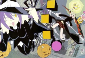 Rating: Safe Score: 7 Tags: blair gap maka_albarn screening soul_eater soul_eater_(character) User: charunetra