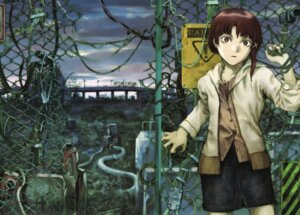 Rating: Safe Score: 11 Tags: abe_yoshitoshi iwakura_lain serial_experiments_lain User: Radioactive