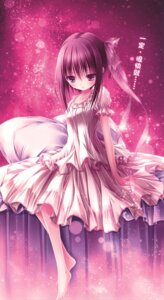 Rating: Safe Score: 66 Tags: dress feet minato_tomoka ro-kyu-bu! tinkle User: RICO740