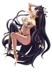 Rating: Questionable Score: 23 Tags: arisku bikini_armor cleavage fate/grand_order ishtar_(fate/grand_order) thighhighs User: yanis