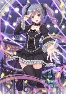 Rating: Questionable Score: 52 Tags: gothic_lolita heels kanzaki_ranko kazenokaze lolita_fashion the_idolm@ster the_idolm@ster_cinderella_girls thighhighs User: sylver650
