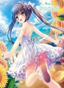 Rating: Questionable Score: 57 Tags: dress rubi-sama summer_dress tagme User: kiyoe