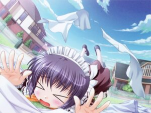 Rating: Safe Score: 6 Tags: bekkankou maid mia_clementis screening yoake_mae_yori_ruriiro_na User: admin2