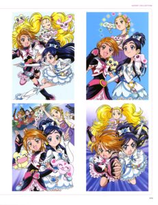 Rating: Questionable Score: 2 Tags: bike_shorts dress futari_wa_pretty_cure pretty_cure seifuku User: drop