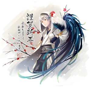 Rating: Safe Score: 7 Tags: male rei_(usabiba) touken_ranbu tsurumaru_kuninaga User: charunetra