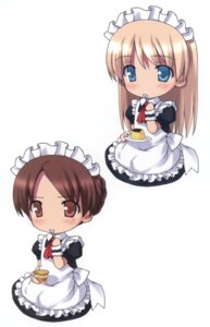 Rating: Safe Score: 11 Tags: chibi maid noantica ooji User: midzki