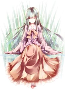 Rating: Safe Score: 7 Tags: houraisan_kaguya otogi_kyouka touhou User: charunetra