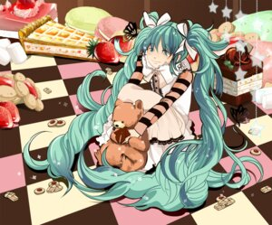 Rating: Safe Score: 8 Tags: cosmic dress hatsune_miku vocaloid User: charunetra
