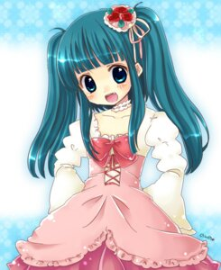 Rating: Safe Score: 8 Tags: furudo_erika kanene_nono lolita_fashion umineko_no_naku_koro_ni User: 洛井夏石