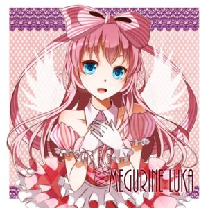 Rating: Safe Score: 25 Tags: dress megurine_luka nou vocaloid wings User: shizukane