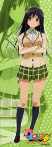Rating: Safe Score: 55 Tags: kotegawa_yui oka_yuuichi seifuku stick_poster to_love_ru User: Share