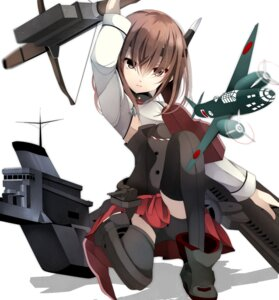 Rating: Safe Score: 59 Tags: kantai_collection taihou_(kancolle) thighhighs yasumo_(squareenix1) User: fairyren