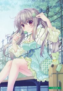 Rating: Questionable Score: 42 Tags: cleavage dress melonbooks nanao_naru summer_dress User: abcdefh