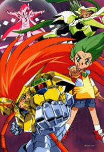 Rating: Safe Score: 2 Tags: male nakatani_seiichi tagme yuusha_ou_gaogaigar User: Radioactive