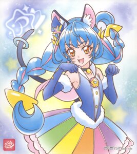 Rating: Questionable Score: 5 Tags: animal_ears nekomimi star_twinkle_precure tagme tail User: drop