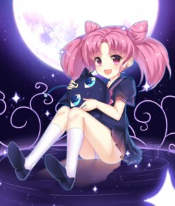 Rating: Safe Score: 53 Tags: chibiusa gendo0032 luna-p pantsu sailor_moon seifuku shimapan User: pandaguys