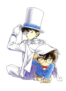 Rating: Safe Score: 1 Tags: detective_conan edogawa_conan kaitou_kid male megane User: charunetra